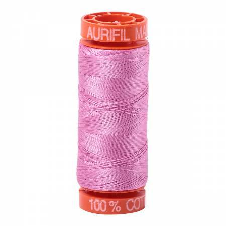Aurifil 50 wt Thread Medium Orchid