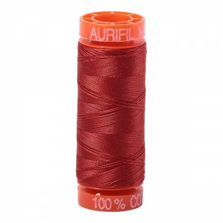 Aurifil 50 wt Thread Pumpkin Spice