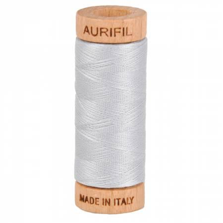 Aurifil 80 wt Thread Dove