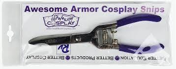 Awesom Armor Cosplay Snips