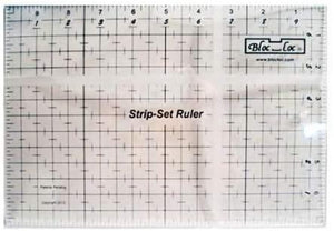 Bloc Loc Strip Set Ruler