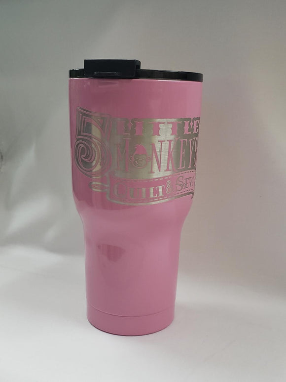 Branded Cup Pink
