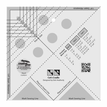 Cats Cradle Creative Grids Ruler