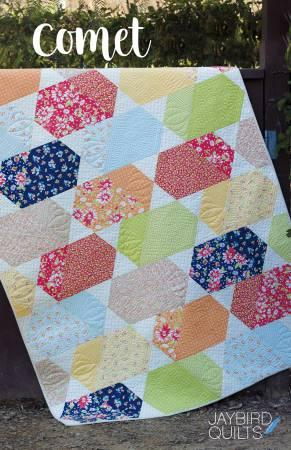 Comet by Jaybird Quilts