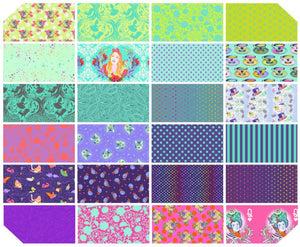 Curious & Curiouser Fat Quarter Bundle Daydream