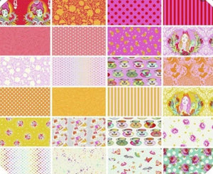 Curious & Curiouser Fat Quarter Bundle Wonder