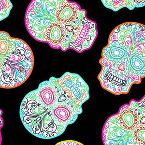 Digital Cuddle Sugar Skull