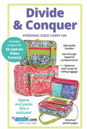 Divide & Conquer Bag Pattern