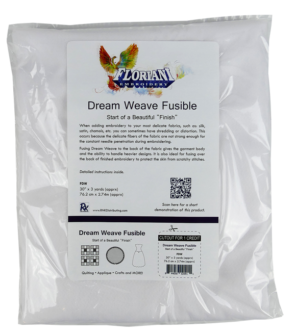 Dream Weave Fusible