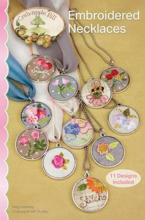 Embroidered Necklaces Pattern