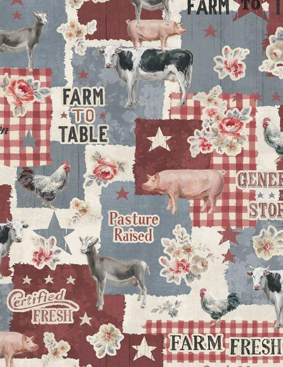 Farmhouse Chic All Over Farm to Table