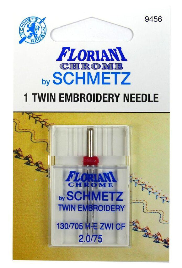 Floriani Twin Embroidery 2.0/75