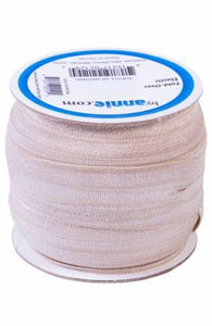 "Fold Over Elastic 3/4"" Natural"