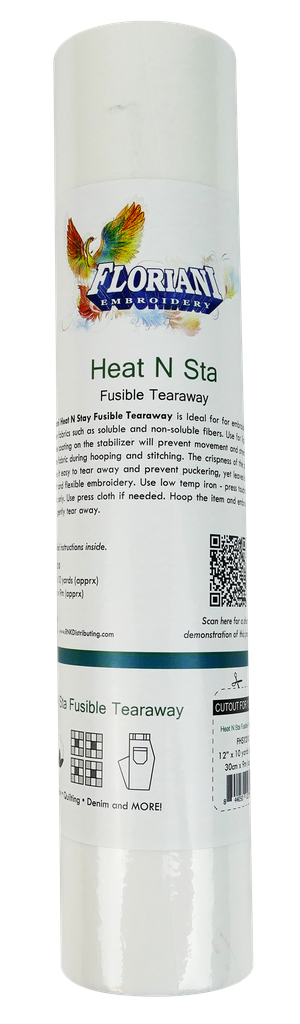 Heat N Sta Fusible 12x10