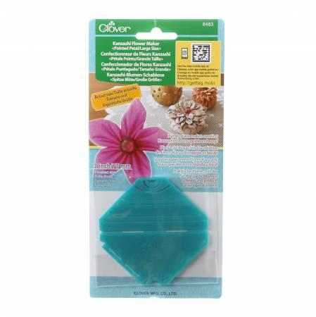 Kanzashi Flower Maker Pointed Petal Large