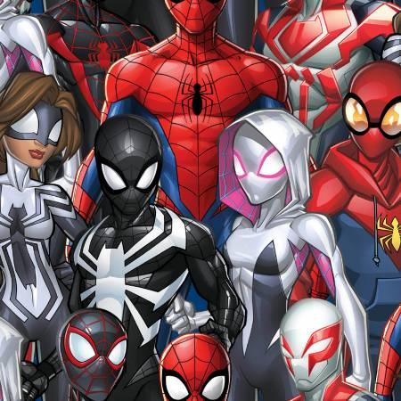 Marvel Spiderman & Friends Digital