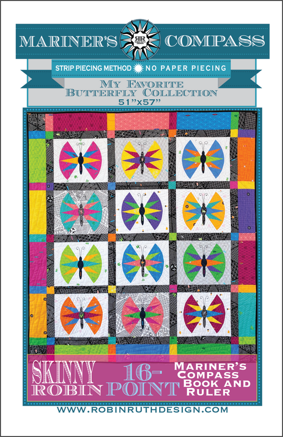 My Favorite Butterfly Collection Pattern