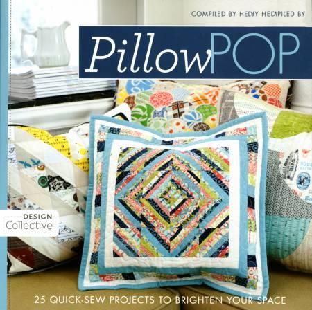 Pillow Pop - Softcover Book