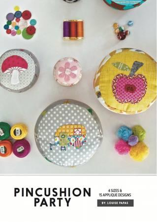 Pincushion Party Pattern Book