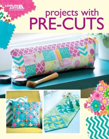 Projects With Pre Cuts Book