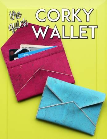 Quick Corky Wallet Pattern