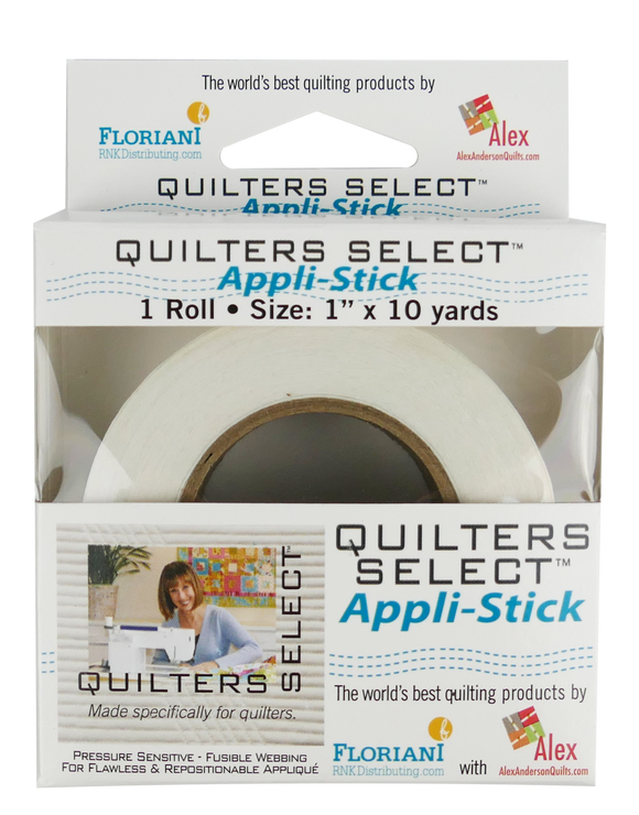 Quilters Select Appli-Stick 1