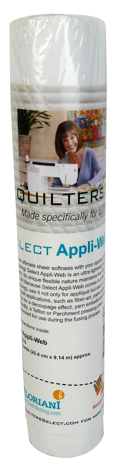 Quilters Select Appli-Web 10