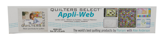 Quilters Select Appli-Web 20