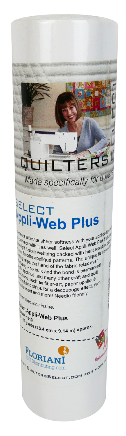 Quilters Select Appli-Web Plus 10