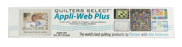 Quilters Select Appli-Web Plus 20