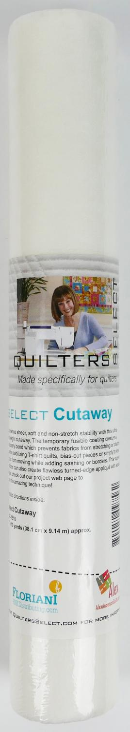 Quilters Select Cutaway 15
