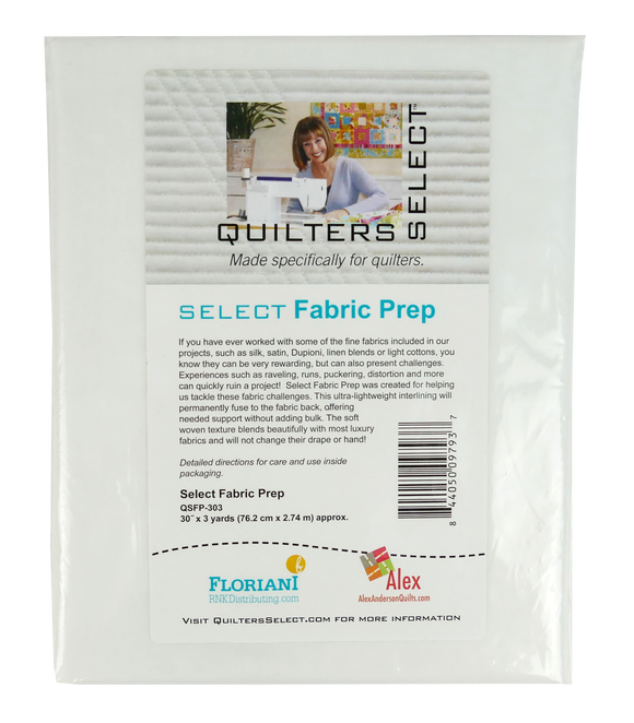 Quilters Select Prep 30