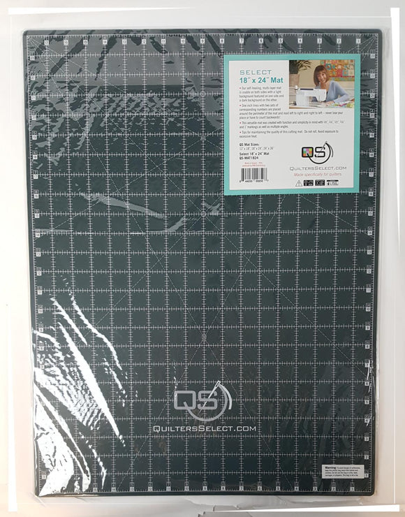 Quilters Select Rotary Cutting Mat 18