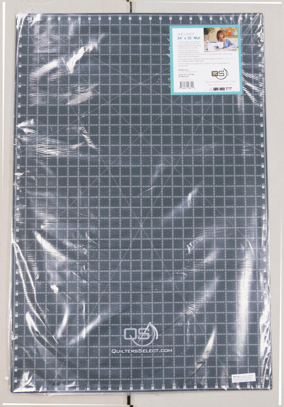 Quilters Select Rotary Cutting Mat 24