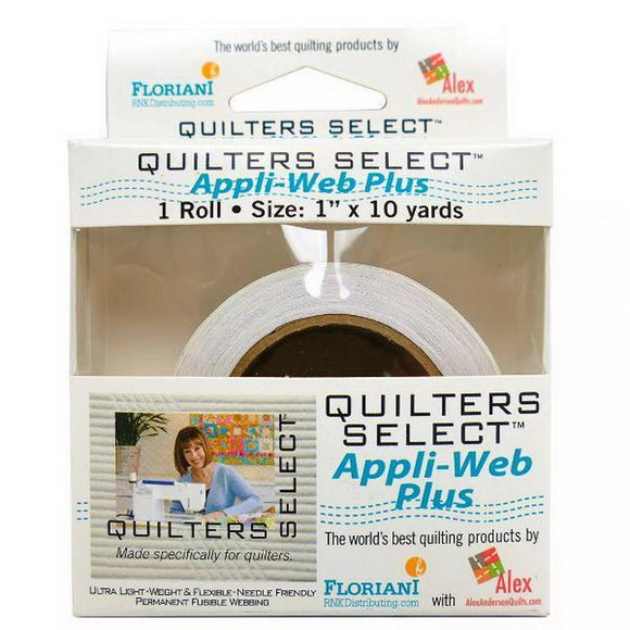 Quilters Selection Appli-Web Plus 1