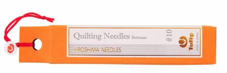 Quilting Needles Between #10