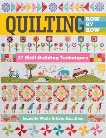 Quilting Row by Row Softcover