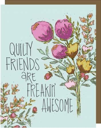 Quilty Friends Gift Card