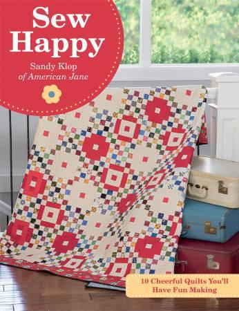 Sew Happy Book