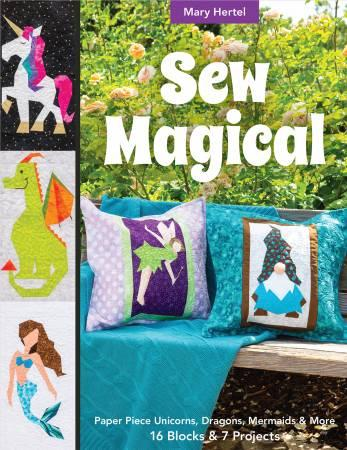 Sew Magical Fountaion Piecing Book