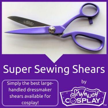 Sew Super Cosplay Shears