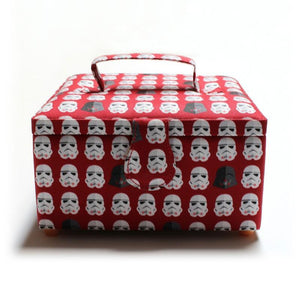 Sewing Basket Star Wars Imperial Red