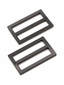 "Slider Widemouth Flat 1-1/2"" Black"