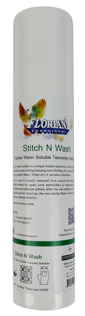 Stich N Wash Fusible