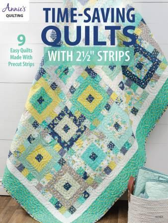 Time Saving Quilts with 2.5
