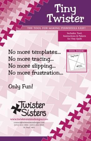 Tiny Twister Pinwheel Ruler