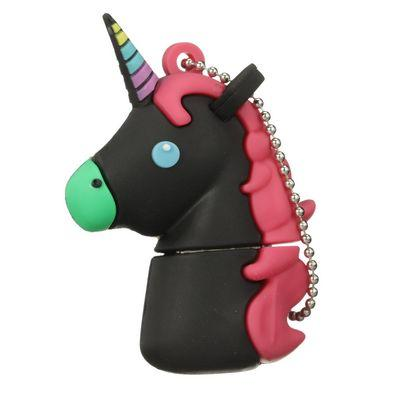 Tula Pink USB Unicorn Black