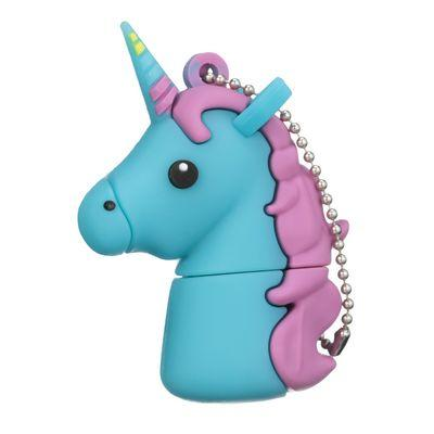 Tula Pink USB Unicorn Blue
