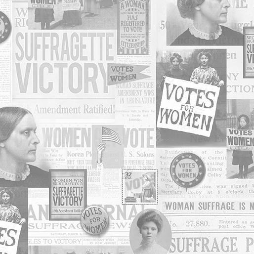 Votes for Women Collage