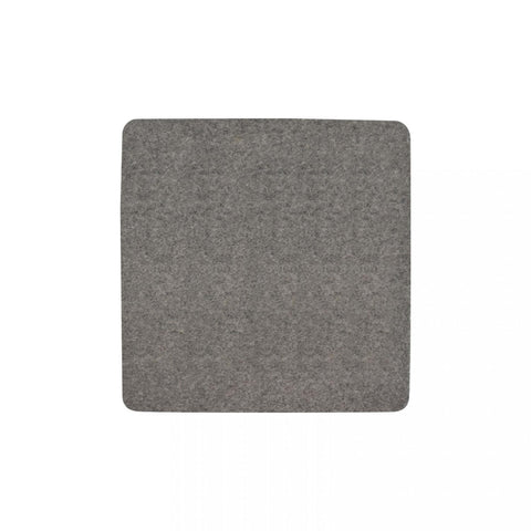 "Wool Iron Mat 12"" x 12"""